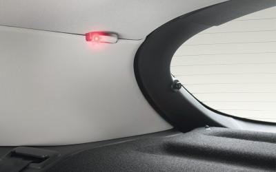 LED-Anzeige für Einparkhilfe