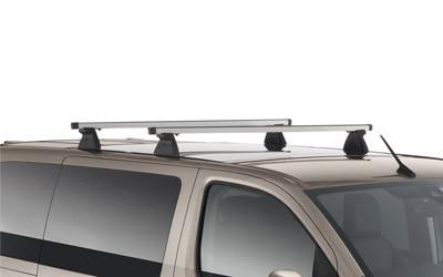 Dachquerstange Aluminium (einzeln)