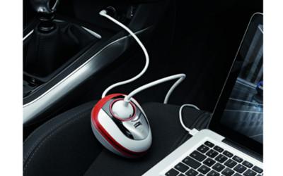 """Wechselrichter 12V auf 230V inkl. USB-Anschluss """"by WATT & CO"""""""