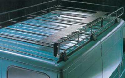Dachträger Trittboden