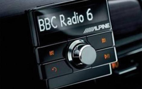 "nachrüstung digitalradio alpine ""ezi dab"" - radio zubehör - musik"