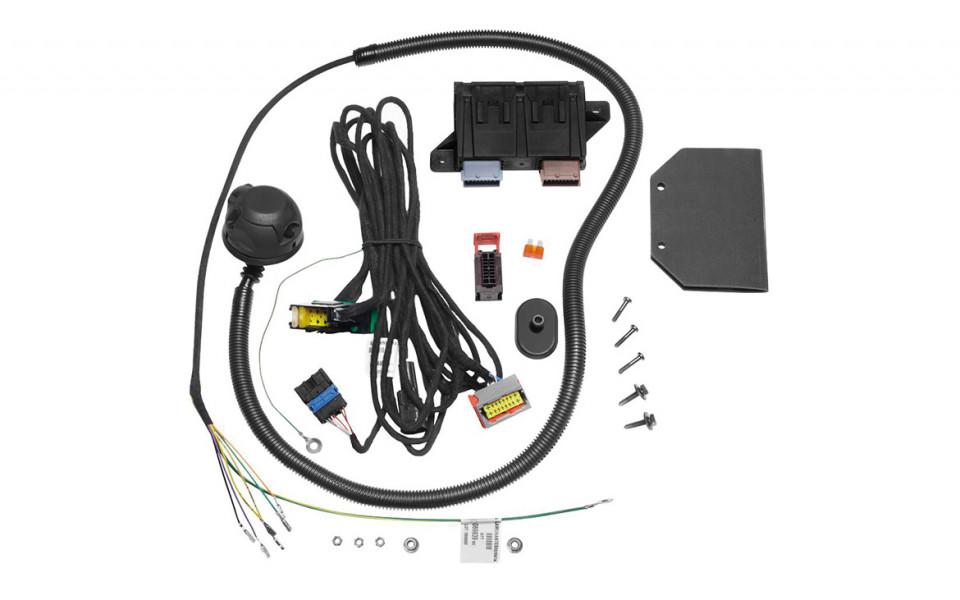 kabelsatz 13 polig f r anh ngerkupplung anh ngerkupplungen transport tr gersysteme. Black Bedroom Furniture Sets. Home Design Ideas